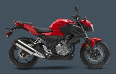 Honda CB300F 2015 7