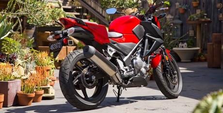 Honda CB300F 2015 9