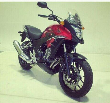 Honda CB400X testride Otomotifnet 2