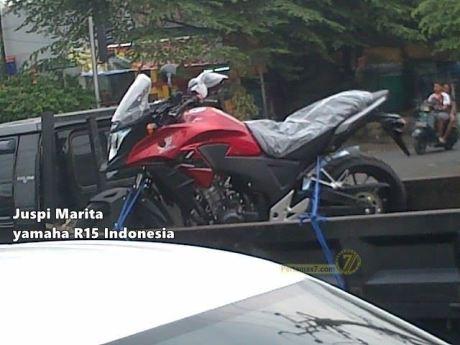 Honda CB500X Jakarta 12