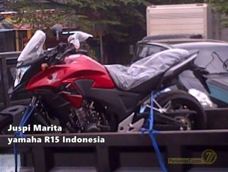Honda CB500X Jakarta 13