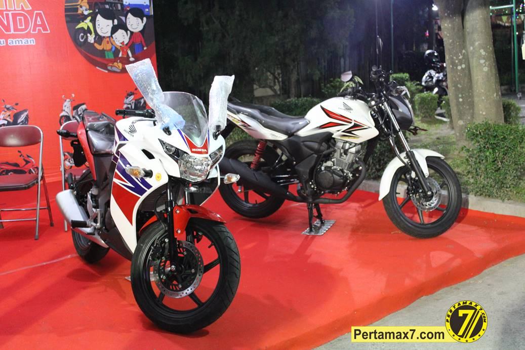 Honda CBR150R diskon 14 Juta