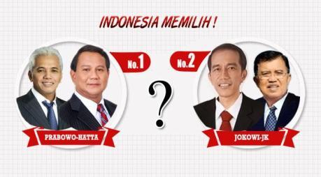 Ilustrasi-prabowo-Jokowi