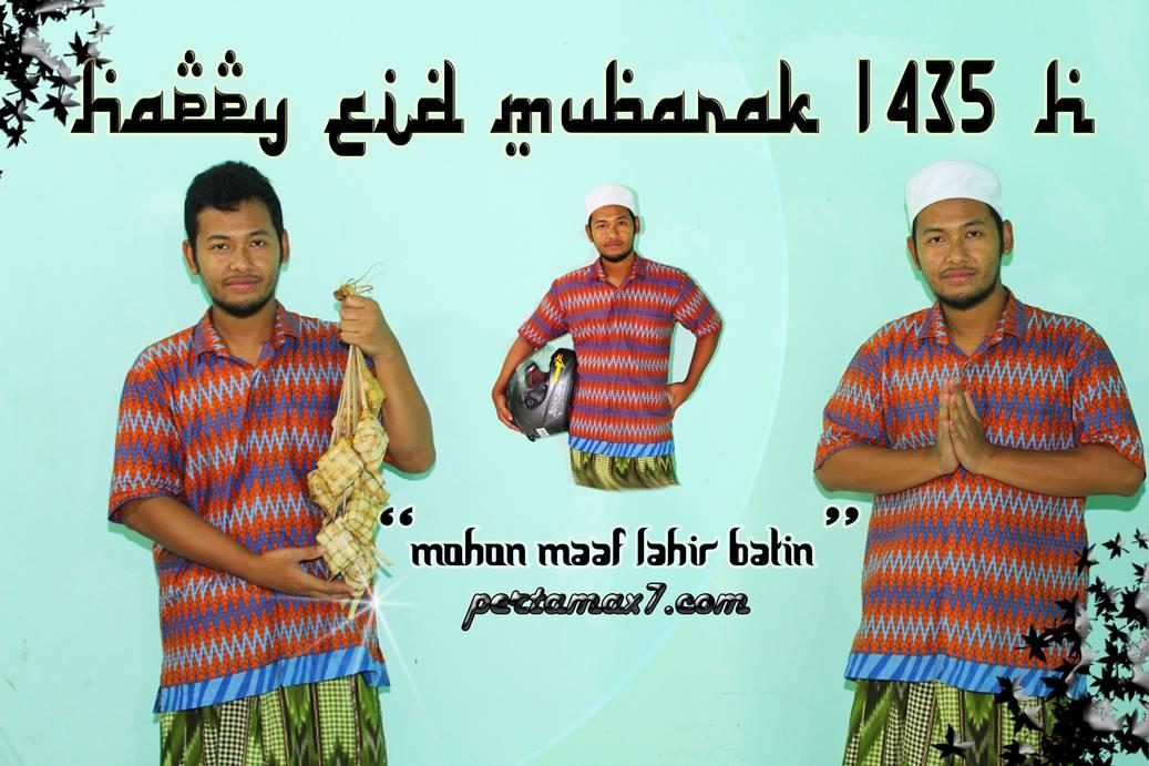 Selamat Hari Lebaran Happy Eid Mubarak 1435 Pertamax7 Com