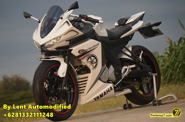 Modifikasi Yamaha New Vixion Full Fairing by Lent Automodified 0