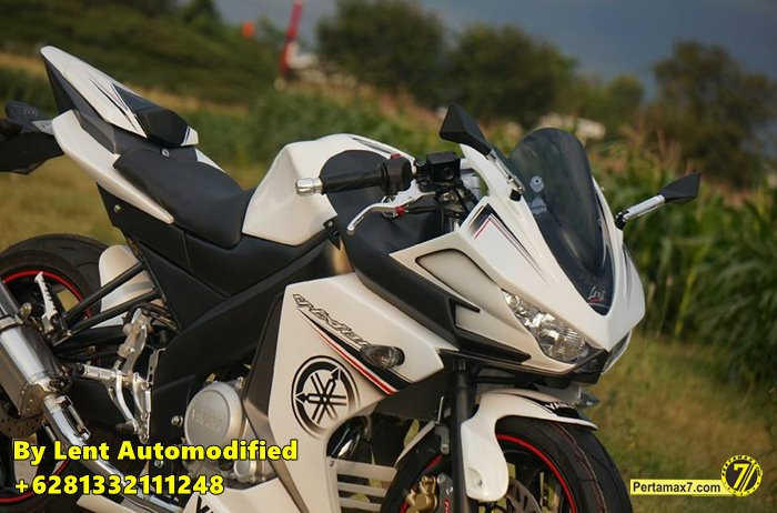 Modifikasi Yamaha New Vixion Full Fairing by Lent Automodified 10