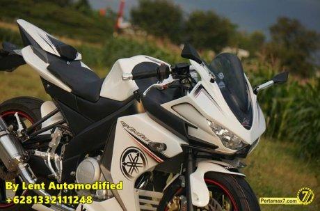 Modifikasi Yamaha New Vixion Full Fairing by Lent Automodified 10