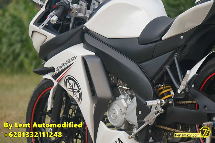 Modifikasi Yamaha New Vixion Full Fairing by Lent Automodified 11