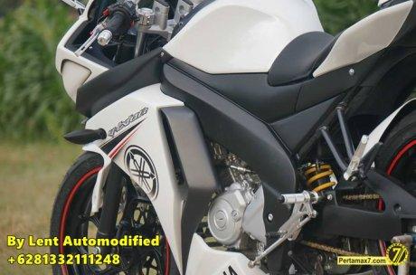 Modifikasi Yamaha New Vixion Full Fairing by Lent Automodified 11