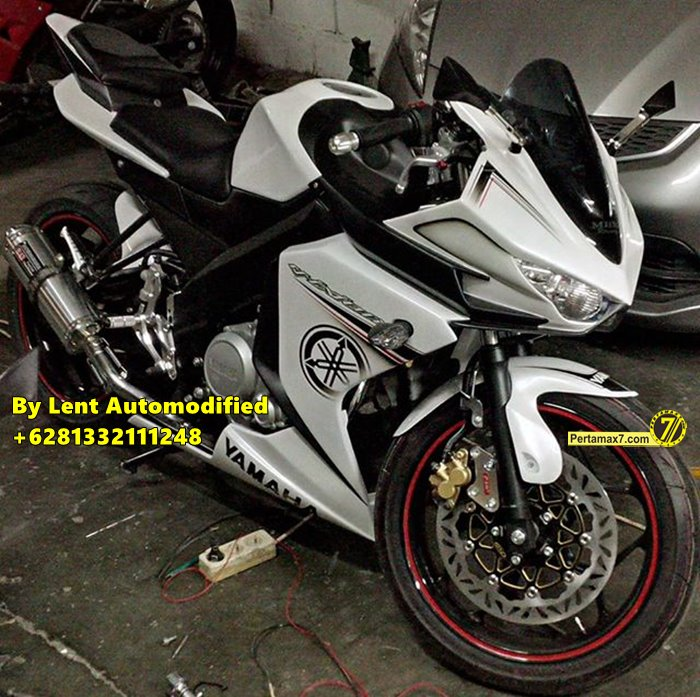 Modifikasi Yamaha New Vixion Full Fairing by Lent Automodified 1