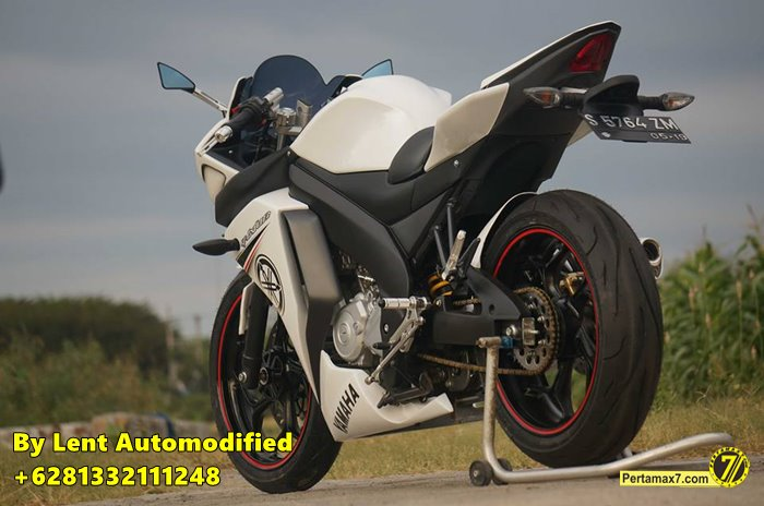 Modifikasi Yamaha New Vixion Full Fairing by Lent Automodified 14