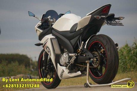 Modifikasi Yamaha New Vixion Full Fairing by Lent Automodified 14