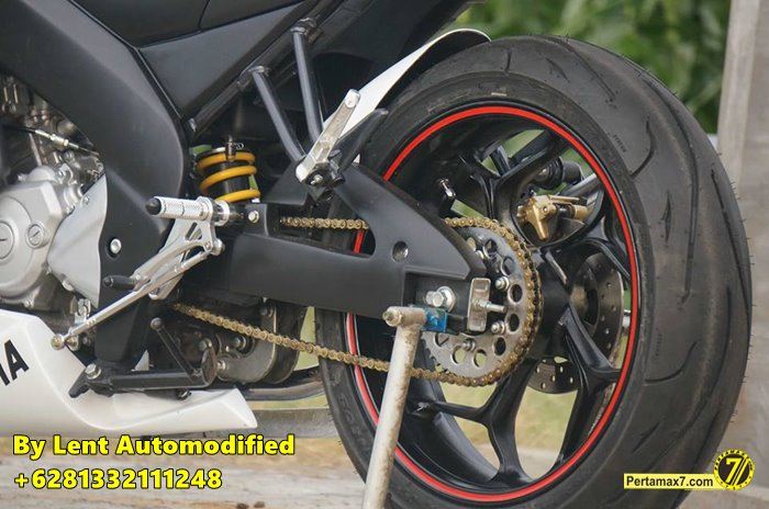 Modifikasi Yamaha New Vixion Full Fairing by Lent Automodified 16