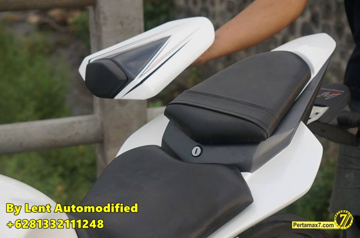 Modifikasi Yamaha New Vixion Full Fairing by Lent Automodified 19