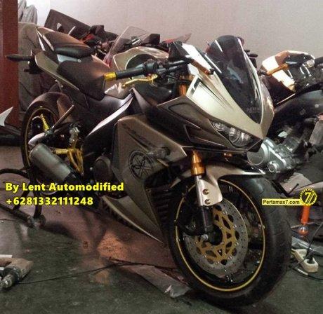 Modifikasi Yamaha New Vixion Full Fairing by Lent Automodified 5