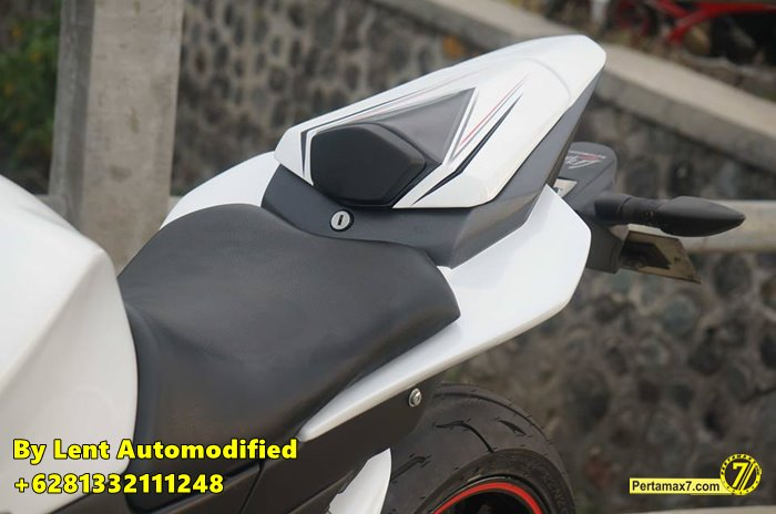 Modifikasi Yamaha New Vixion Full Fairing by Lent Automodified 8