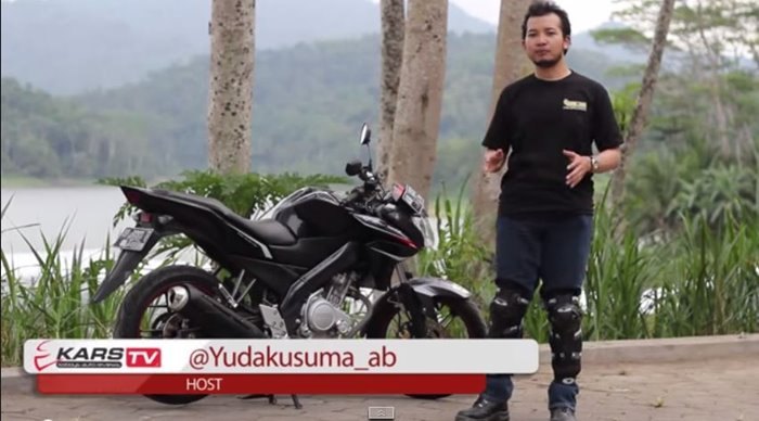 Review Yamaha New V-ixion 2013 Indonesia by KARS TV Capture