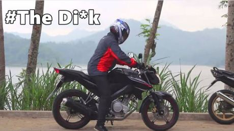 Review Yamaha New V-ixion 2013 Indonesia by KARS TV h