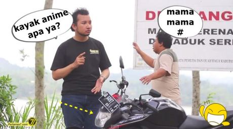 Review Yamaha New V-ixion 2013 Indonesia by KARS TV mama