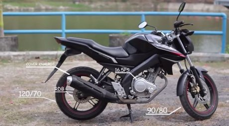 spesifikasi amaha New V-ixion 2013 Indonesia by KARS TV feature