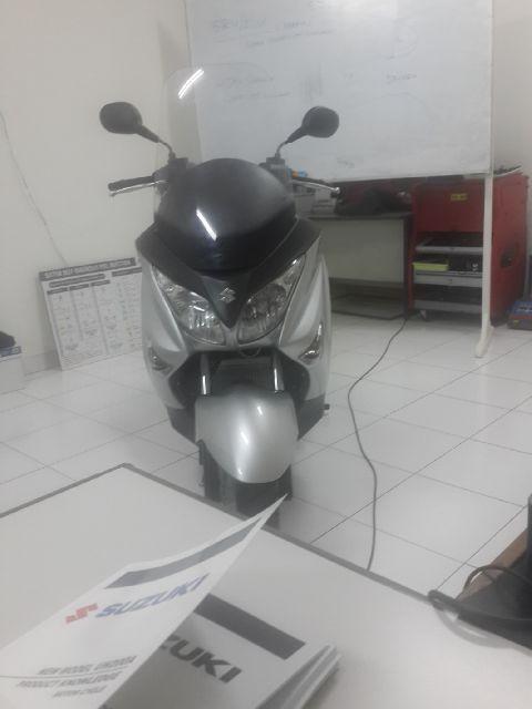 suzuki burgman 200 indonesia 1