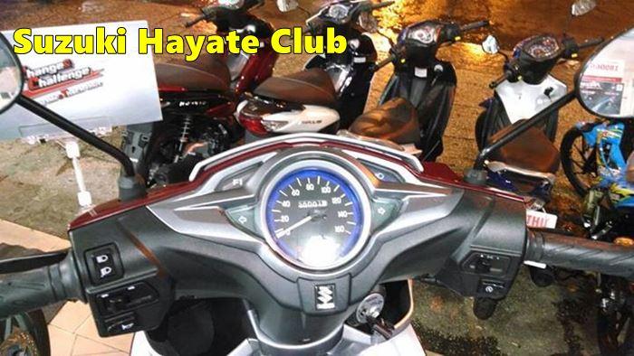 Suzuki Impulse 125 Vietnam 17