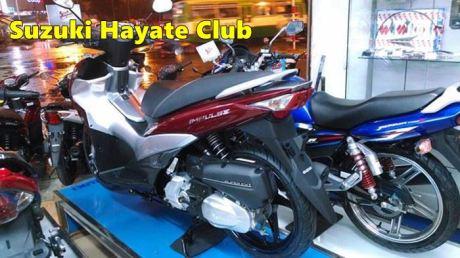 Suzuki Impulse 125 Vietnam 4