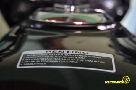 Tutup Tangki Sport Honda
