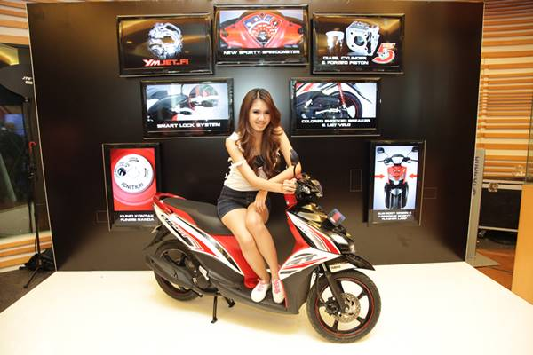 Yamaha Launching Mio GT (5)