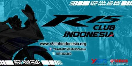 Yamaha R15 Club Indonesia 5