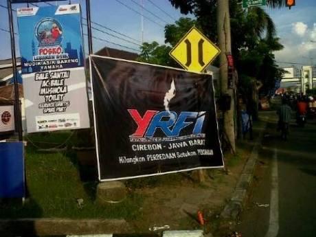 Yamaha Riders Federation Indonesia Bantu Pemudik