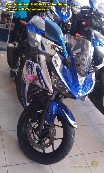 Yamaha YZF-R25 bandung 1