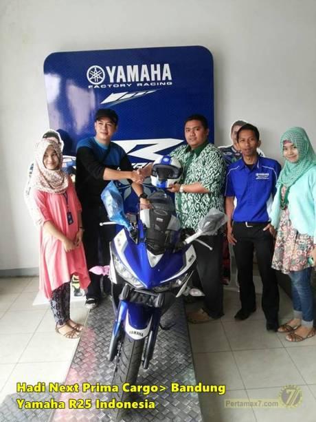 Yamaha YZF-R25 bandung