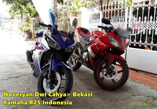 Yamaha YZF-R25 bekasi