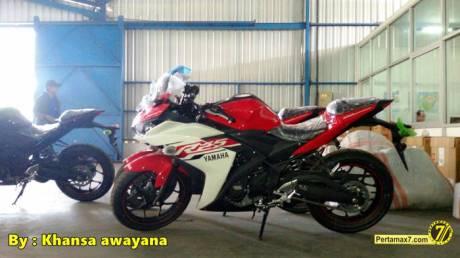 Yamaha YZF-R25 di Pulau Lombok 0