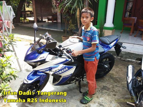 Yamaha YZF-R25 Jakartajpg