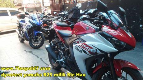 Yamaha YZF-R25 turun power setelah 10500 rpm Bie Hau 0
