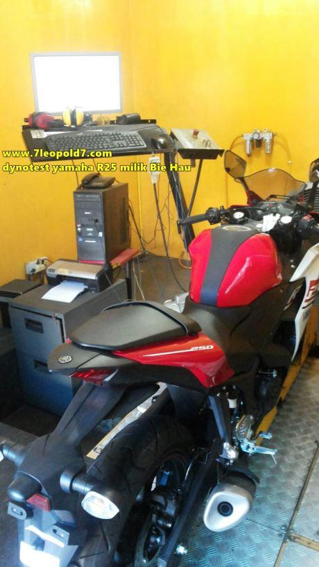 Yamaha YZF-R25 turun power setelah 10500 rpm Bie Hau 2