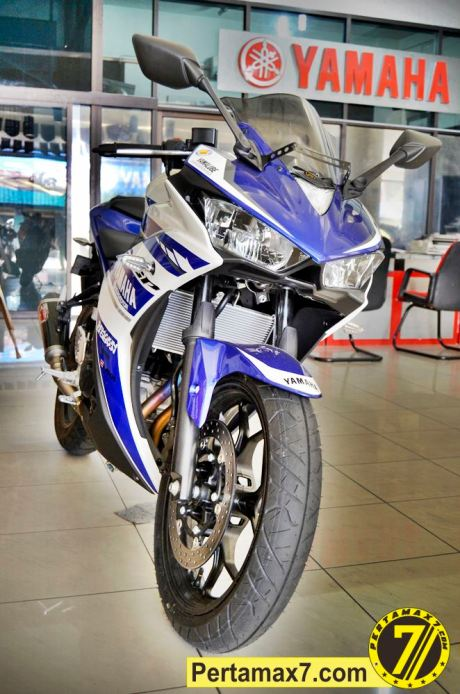 Yamaha YZF-R25 Wonogiri pertamax7.com