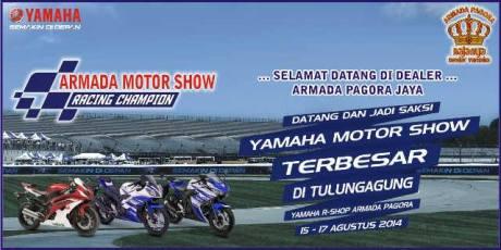 armada motorshow TulungAgung Jatim