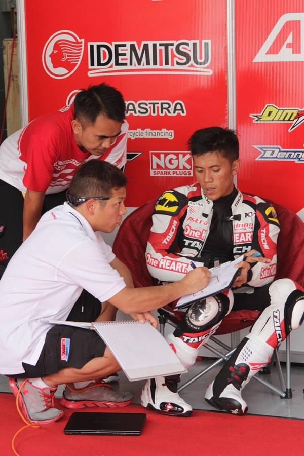 Denny Triyugo AHM 2