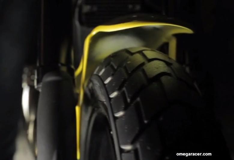 Ducati Scrambler 2014 0