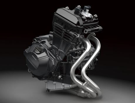 engine kawasaki ninja 250 FI