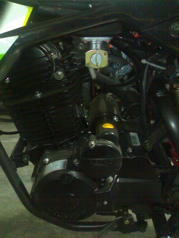 engine Monstrac GTS200