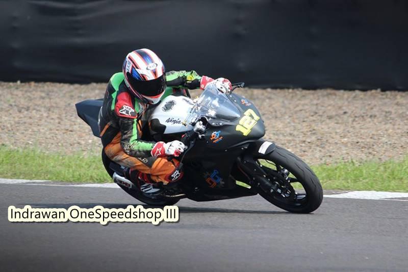 IRS Sport Kawasaki Ninja Race 250 0