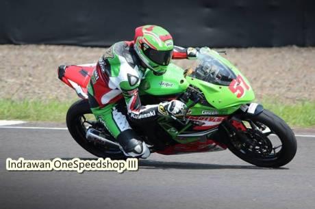 IRS Sport Kawasaki Ninja Race 250 1