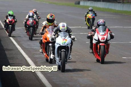 IRS Sport Kawasaki Ninja Race 250 4