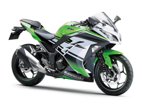 Kawasaki Ninja 250 edisi 30 tahun 1
