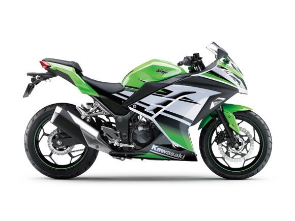 Kawasaki Ninja 250 edisi 30 tahun 2
