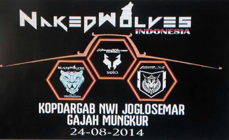 kopdar nakedwolves indonesia Wonogiri